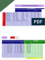 Planilla Excel