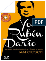 Gibson Ian - Yo Ruben Dario