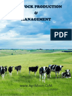 Livestock Production and Management
