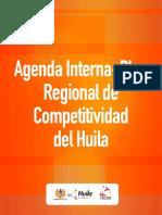 AgendaInternaPlanRegionalCompetitividadHuila