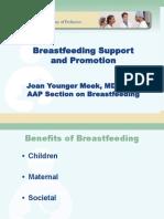 Manfaat Breastfeeding