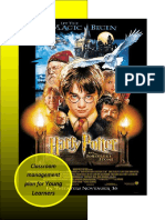 Harry Potter Classroom Management