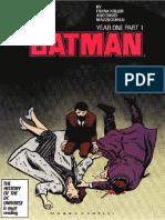 Batman - Year One (# 01.04)