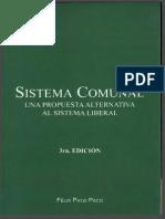 Patzi Paco Felix - Sistema Comunal