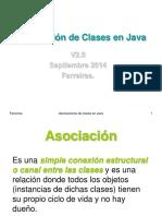 3-Asociaciones de Clases en Java