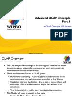 BTS(FS-TMT) DWH - UCF 2.x Advanced OLAP Concepts v1.0 - Part 1.ppt