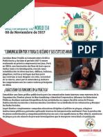 Around The World Boletín 134