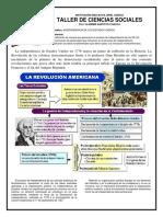 Ficha Independencia de Los Ee.uu