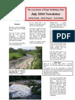 AMFC July 2010 Newsletter