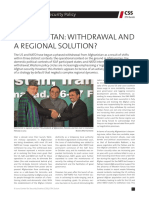 Afghanistan - Withdrawal and Regional Solution.pdf