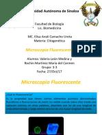 Microscopia Fluorescente