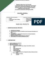 Esquema Proyecto FEP