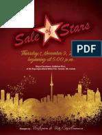 2017 Sale of Stars Catalogue