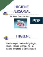 Higiene Personal Zama