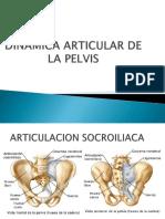 Dinamica Articular de La Pelvis