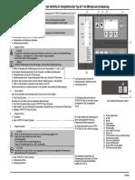 Guía Rápida Autoclave Thermo Varioklav 25T (Alemán)