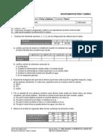 Examen Enlace quimico