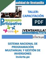 Taller de Capacitacion_invierte Peru