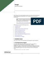 Enterprise Manager Configuration 10g