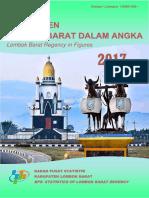 Kabupaten Lombok Barat Dalam Angka 2017