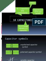 18 - Capacitance