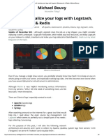Collect & Visualize Your Logs With Logstash, Elasticsearch & Redis _ Michael Bouvy