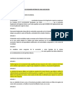 Modelo Reglamento Interno 1