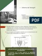Sistema de Terzaghi Exposicion
