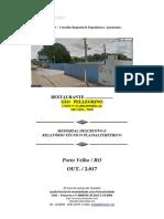 Avaliação de Aspectos e Impactos Ambientais de Restaurante (09.10.17)