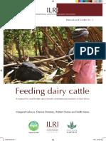 Feeding Dairy Cow Manual
