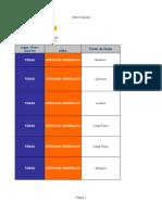 Matriz de Riesgos Relacionado a La Activida Laboral 21-10-2016