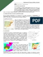 Lenguas de España - Variedades Del Español 2013-14