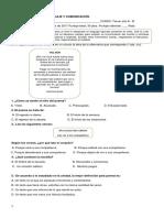 EVALUACIÓN DE LENGUAJE la carta.docx
