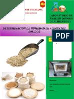 Formato 2 Humedad Lab de Analisis de Alimentos
