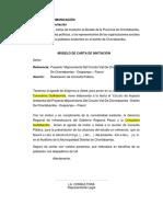 5. Medios de Comunicación - Plan de Participacion Ciudadana