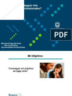 Charla Bolsa de Practicas 201402