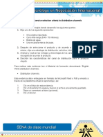 12 Evidencia 11 Exercise Selection Criteria in Distribution Channels