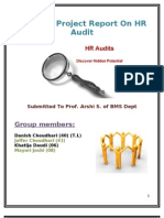 Hr Audit Project
