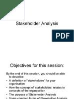 stakeholder analysis-090723033730-phpapp02