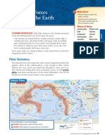 Section 2.3 Internal Forces Shaping the Earth