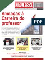 Jornal SEDUFSM Agosto 2010