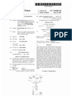 Aiding in a satellite positioning system (US patent 7236883)