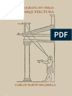 125945034 00 Topografia en Arquitectura Libro PDF