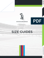 Bat Size Guide