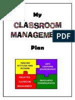 classroom management packet
