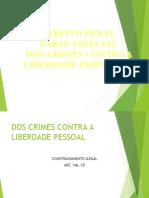 Direito Penal - Constangimento Ilegal