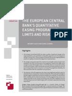 The ECB's quantitative easing programme- limits and risks.pdf