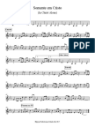 Somente Em Cristo - Violin II
