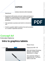 graphics tablet intro