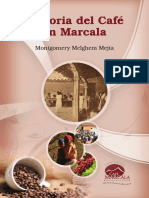 Historia Del Cafe en Marcala